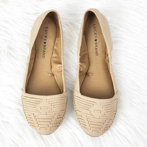 Lucky Brand 'Emily' Ballet Flats | 7.5